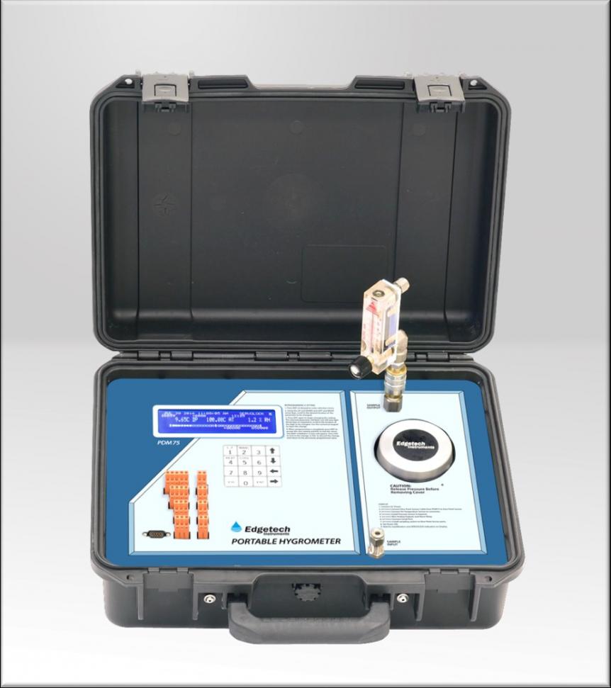 PDM75-X3 Portable