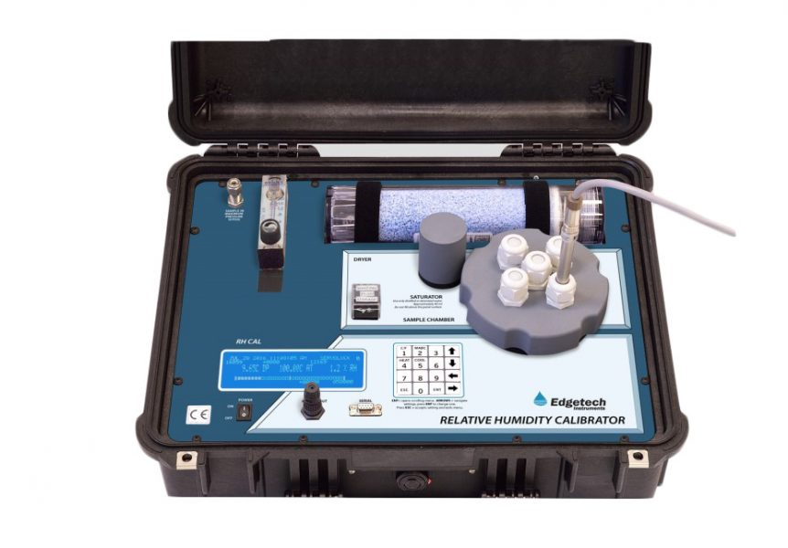RH-CAL Portable Humidity Calibrator Application Note